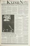 Montana Kaimin, April 1, 1992