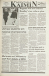 Montana Kaimin, April 7, 1992