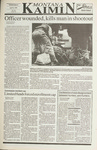 Montana Kaimin, April 8, 1992