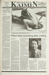 Montana Kaimin, April 21, 1992