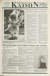Montana Kaimin, April 29, 1992