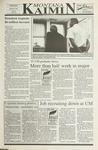 Montana Kaimin, April 30, 1992