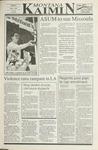 Montana Kaimin, May 1, 1992
