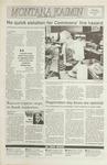 Montana Kaimin, September 4, 1992