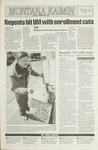 Montana Kaimin, September 16, 1992