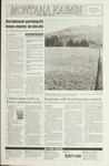 Montana Kaimin, September 22, 1992