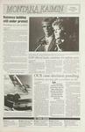 Montana Kaimin, September 25, 1992