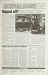 Montana Kaimin, October 6, 1992