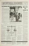 Montana Kaimin, October 7, 1992