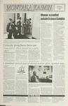 Montana Kaimin, October 9, 1992