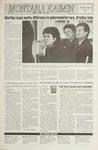 Montana Kaimin, October 14, 1992