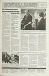 Montana Kaimin, October 15, 1992