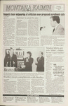 Montana Kaimin, October 23, 1992