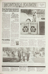 Montana Kaimin, October 29, 1992