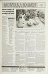 Montana Kaimin, October 30, 1992