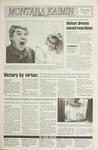 Montana Kaimin, November 5, 1992