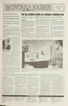 Montana Kaimin, November 17, 1992