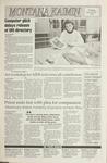 Montana Kaimin, November 20, 1992