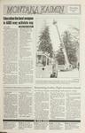 Montana Kaimin, December 3, 1992