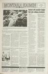 Montana Kaimin, December 4, 1992