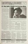 Montana Kaimin, December 9, 1992