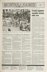 Montana Kaimin, December 11, 1992