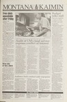 Montana Kaimin, January 22, 1993