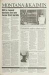 Montana Kaimin, January 26, 1993