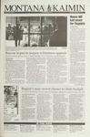 Montana Kaimin, February 23, 1993