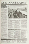 Montana Kaimin, February 24, 1993