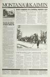 Montana Kaimin, March 3, 1993