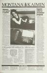 Montana Kaimin, March 4, 1993