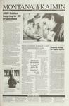 Montana Kaimin, March 5, 1993