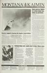 Montana Kaimin, March 10, 1993