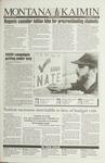 Montana Kaimin, March 23, 1993