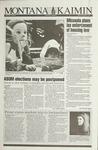 Montana Kaimin, April 7, 1993
