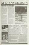 Montana Kaimin, April 13, 1993