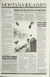 Montana Kaimin, April 20, 1993