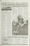 Montana Kaimin, April 22, 1993