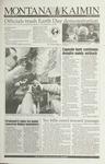 Montana Kaimin, April 23, 1993