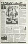 Montana Kaimin, April 29, 1993