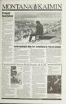 Montana Kaimin, April 30, 1993