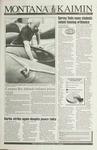 Montana Kaimin, May 5, 1993