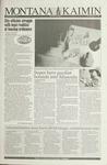 Montana Kaimin, May 6, 1993