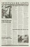 Montana Kaimin, August 31, 1993