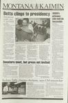Montana Kaimin, September 9, 1993