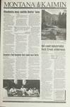 Montana Kaimin, September 14, 1993