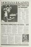 Montana Kaimin, September 15, 1993
