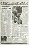 Montana Kaimin, September 16, 1993