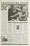 Montana Kaimin, September 23, 1993